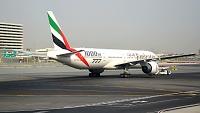 Boeing 777-31H/ER - A6-EGO -