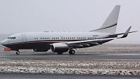 Boeing 737-7BC BBJ - N800KS -