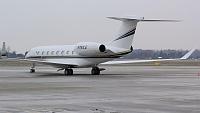 Gulfstream Aerospace G-V-SP Gulfstream G550 - N761LE -