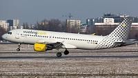 Airbus A320-214 - EC-LSA -