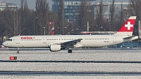 Airbus A321-111 - HB-IOC -
