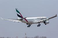 Airbus A330-243 - A6-EKT -