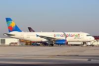 Airbus A320-232 - XU-705 -