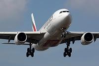 Airbus A330-243 - A6-EKW -
