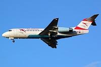 Fokker 70 (F-28-0070) - OE-LFQ -