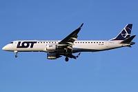 Embraer ERJ-190-200LR 195LR - SP-LNE -