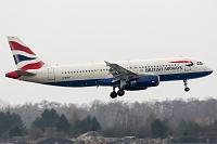 Airbus A320-232 - G-EUUF -