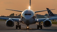 Boeing 737-8FN - OK-TVM -