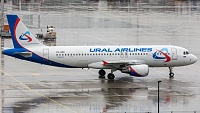 Airbus A320-214 - VQ-BRE -