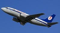 Boeing 737-524 - EW-252PA -