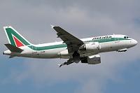 Airbus A319-112 - EI-IMF -