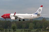 Boeing 737-8JP - LN-DYG -