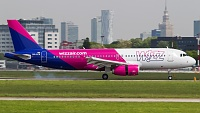 Airbus A320-232 - HA-LPW -