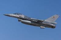 General Dynamics (SABCA) F-16AM Fighting Falcon (401) - FA-133/FS -