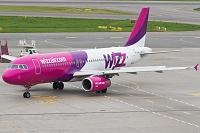 Airbus A320-232 - HA-LPR -