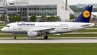 Airbus A319-114 - D-AILW -