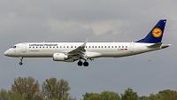 Embraer ERJ-190-200LR 195LR - D-AEBR -