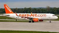 Airbus A320-214 - G-EZWU -