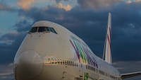 Boeing 747-446 - EC-LNA -