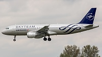 Airbus A320-211 - F-GFKY -