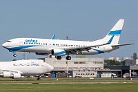 Boeing 737-8BK(WL) - SP-ENV -