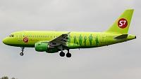Airbus A319-114 - VP-BTX -