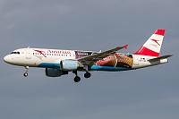 Airbus A320-214 - OE-LBS -
