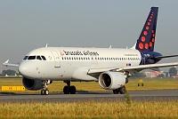 Airbus A319-111 - OO-SSU -