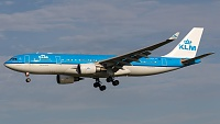 Airbus A330-203 - PH-AOF/OF-506 -