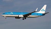 Boeing 737-8K2 - PH-BXB -