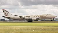 Boeing 747-87UF/SCD - N855GT -