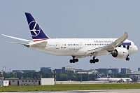 Boeing 787-85D - SP-LRE -