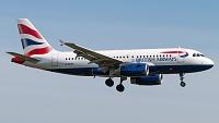 Airbus A319-131 - G-EUPT -