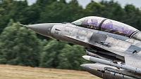 Lockheed Martin F-16DM Fighting Falcon - 91-0481/SP -