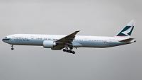 Boeing 777-367/ER - B-KQR -
