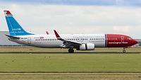Boeing 737-8JP - LN-NGE -