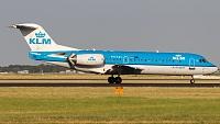 Fokker 70 (F-28-0070) - PH-KZI -