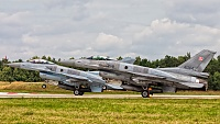 Lockheed Martin F-16CJ Fighting Falcon - 4044 -