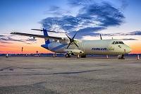 ATR ATR-72-201(F) - HB-AFN -