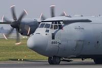 Lockheed C-130J Hercules C5 (L-382) - ZH880 -