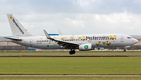 Boeing 737-8K2 - PH-HSE -