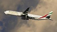 Boeing 777-31H/ER - A6-EBK -