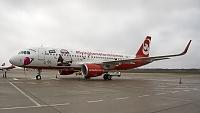 Airbus A320-214 - D-ABNM -