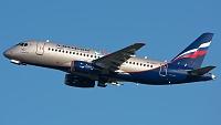 Sukhoi SSJ-100-95B Superjet 100 (RRJ-95B) - RA-89027 -