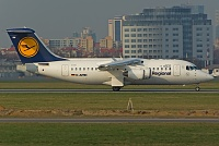 BAE Systems Avro 146-RJ85 - D-AVRN -