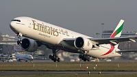 Boeing 777-31H/ER - A6-ENS -