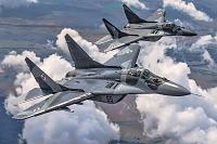 Mikoyan-Gurevich MiG-29A Fulcrum - 65 -