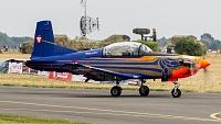 Pilatus PC-7 - 3H-FC -