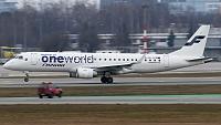 Embraer ERJ-190-100LR 190LR - OH-LKN -