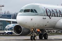Airbus A320-232 - A7-AHX -